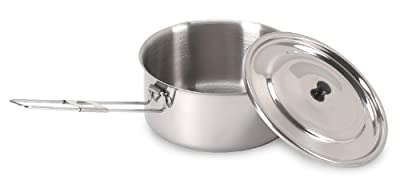 Stansport Solo Stainless Steel Cook Pot (1-Liter) by Stansport