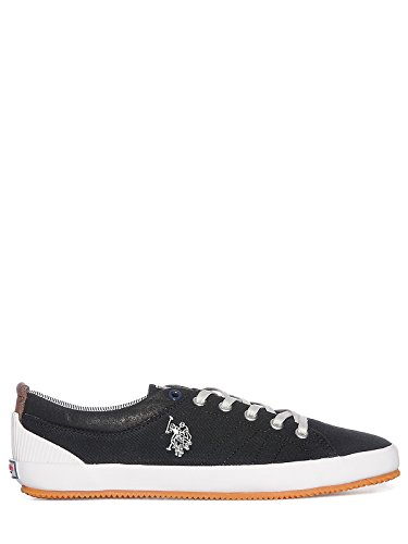 US POLO ASSN LAURIE CANVAS-BLK TG.37