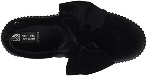 Black Zapatillas para 30666 Mujer Negro Gioseppo B5fEXqUxwn