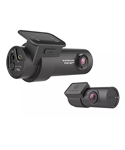 BlackVue DR750S-2CH Dashcam Built-in Wi-Fi, Cloud, 1080p Full HD, 60FPS, G Sensor, GPS | Bonus SD Card (16GB)