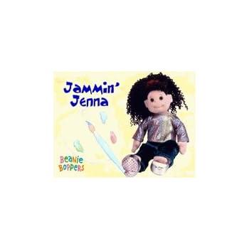 Amazon.com  TY Beanie Bopper - JAMMIN  JENNA  Toys   Games 813f2f621dd4