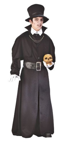 [Grave Digger Costume (Boy - Child Medium)] (Grave Reaper Costumes)