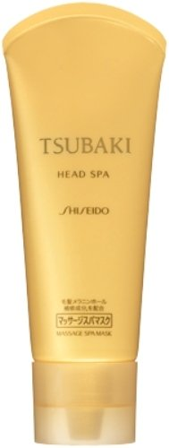 TSUBAKI Shiseido FT Head Spa Mask, 6.09 Fluid Ounce