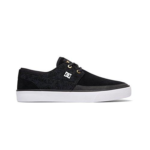 Dc Shoes - 2 X Wes Kremer Sk8mafia Noir / Blanc Noir: 40
