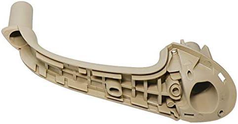 Nrpfell Rivestimenti per Maniglie delle Portiere nteriori della Portiera nteriore utomobile per Mercedes W203 Classe C 2038101551