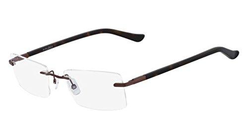 MARCHON AIRLOCK Eyeglasses AIRLOCK TRIUMPH 202 210 Brown - Airlock Eyeglasses