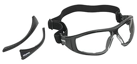 Champion Traps and Targets Closed Frame Glasses/Googles Black Frame - Frames Target Glasses