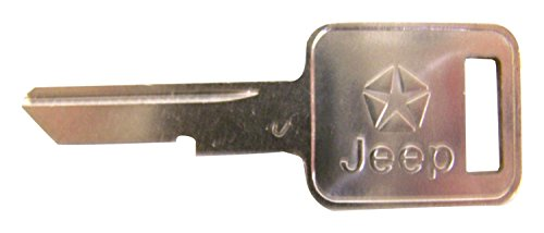 Crown Automotive 3641914 Ignition Key Blank ()