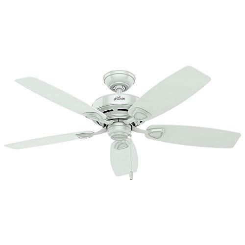 Hunter Fan Company 53350 Hunter 48 Sea Wind White Ceiling Fan