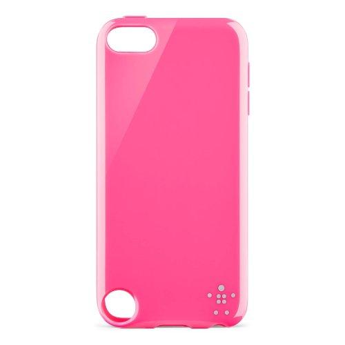 Belkin Grip Neon Glo Case for Apple iPod Touch 5th Generation (Pink)