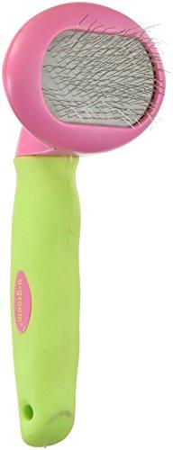 UGroom Mini Cat Soft Slicker Brushes — Ergonomic Brushes for Cat Grooming, (Ugroom Slicker)