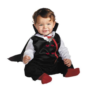 [Little Bite Infant Vampire Costume] (Vampire Costumes For Babies)
