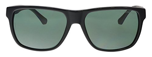 Emporio Armani EA4035 501771 Black EA4035 Square Sunglasses Lens Category 3 Siz