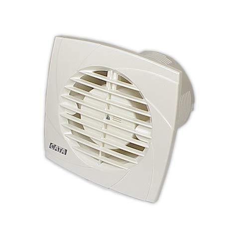 Cata | Extractor de baño | Modelo B10 PLUS | Bajo consumo | Extractores de aire de alta eficiencia energética | Extractor de baño silencioso | ...