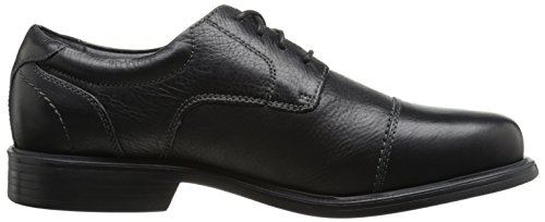 Oxford Skechers Freedom Cap Milled Florsheim Men's Black qwBSFx