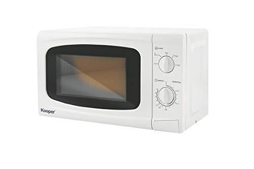 Horno microondas 20 l blanco 700 W: Amazon.es: Hogar