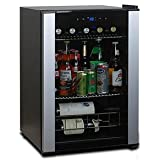 Wine Enthusiast 268 68 40 01 Evolution Series Beverage Center, Stainless Steel