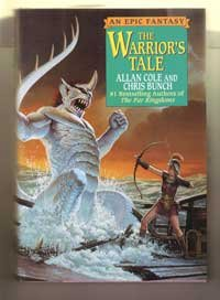 book cover of The Warrior\'s Tale