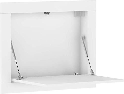 BIM Furniture - Mesa de Escritorio Plegable para Colgar: Amazon.es ...