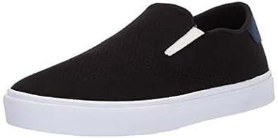 etnies Men's Cirrus Skate Shoe, Black, 5 Medium US