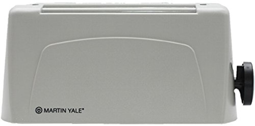 Martin Yale MARTINYALEP6400.X2 Model P6400 Desktop Letter Folder (Pack of 2); Folds up to 36 letters a minute, 2,200 sheets an hour; Hand-fed, folds 1-3 sheets and accepts stapled sets by Martin Yale