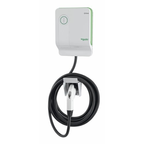 Schneider Electric EV230WS EVlink 30-Amp Generation 2.5 Enhanced Model Indoor Electric Vehicle Charging Station
