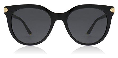 Dolce and Gabbana DG6117 501/87 Black DG6117 Round Sunglasses Lens Category 3 S