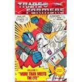 Transformers: More Than Meets the Eye Vol. 1 [VHS]
