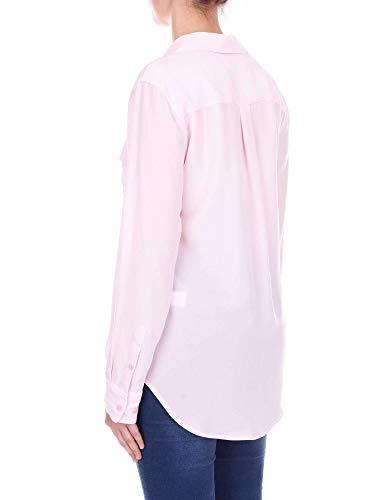Mujer Camisa Q23e231 Equipment Q23e231 Equipment Camisa Rosa SqRPX