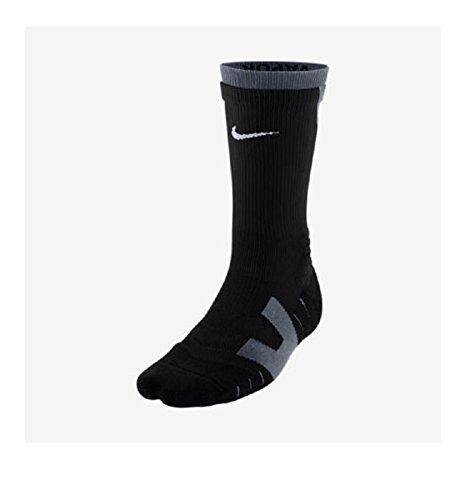 Nike Unisex 2.0 Elite Vapor Football Black/Flint Grey/White LG