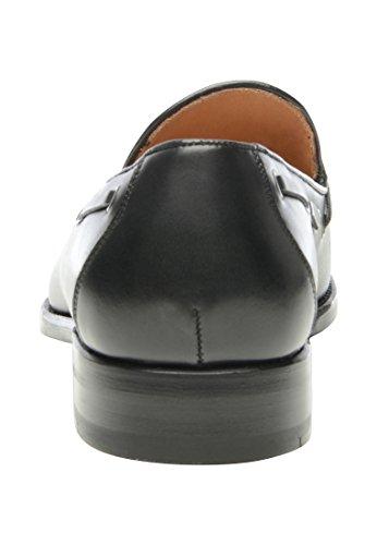 SHOEPASSION No. 730 Bequemer Business- oder Freizeitschuh für Herren. Rahmengenäht und Handgefertigt. Schwarz