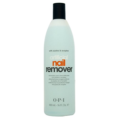 UPC 619828077820, OPI Artificial Nail Remover with Jojoba and Avoplex for Women, 16 Ounce