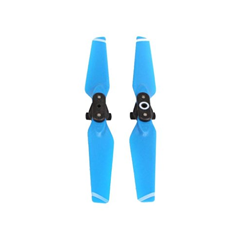 Price comparison product image Sikye 2pcs Propellers for DJI Spark Drone Foldable Blade Wings 4730F Props RC Spare Parts