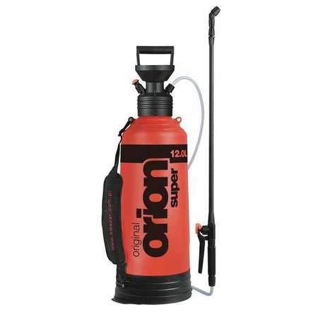 Garden 12l Sprayer (Super Compression Sprayer, Orange, 12L)