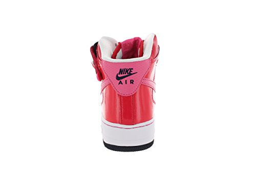 Nike Air Force 1 Mid GS Weiß-Pink 518218-101 Größe Euro 38 / US 5,5Y / UK 5 / 24 cm