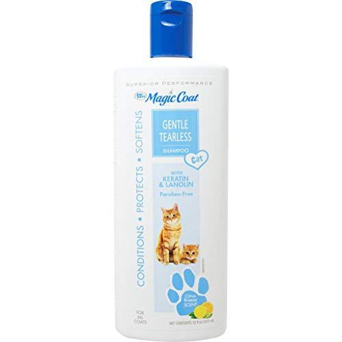Magic Coat Tearless Cat Shampoo - DPD Magic Coat CAT & Kitten TEARLESS Shampoo - Size: 12 Ounce