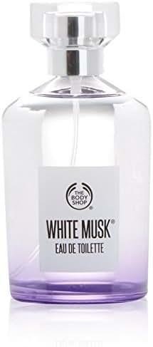 The Body Shop White Musk Eau De Toilette, 3.3 Fl Oz