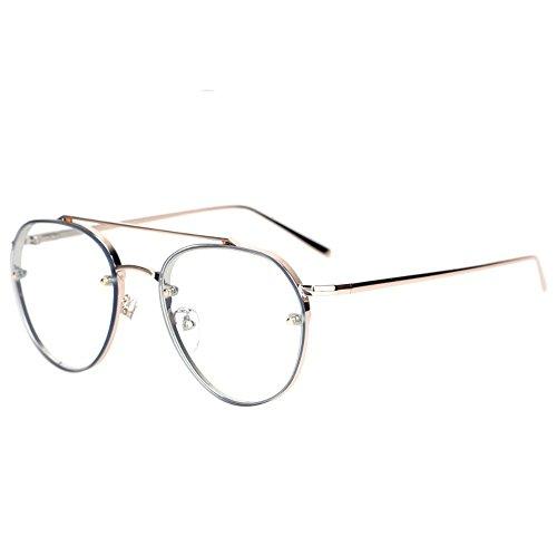 6 de Cuatro sol masculinas gafas Las Shop redondas gafas de Golden sol Gafas y delicadas polarizadas sol Toad de ocio sol femeninas de Gafas de dqnAXXwS