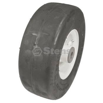 Stens 175-515  Pneumatic Solid Wheel Assembly, Smooth Tread, 4