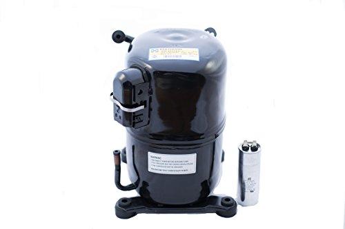 Kulthorn AW 5538EK-2 Air Conditioning Compressor, Black