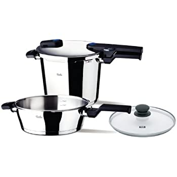 Amazon Com Fissler Solea 8 Piece Cookware Set Fissler