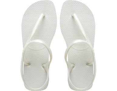 aa5534006273aa Havaianas Womens Flash Urban White Flip Flops Sandals  Amazon.co.uk  Shoes    Bags