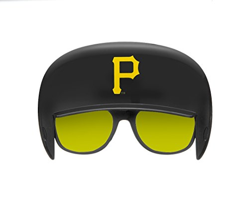 MLB Pittsburgh Pirates Novelty (Pirates Black Sunglasses)