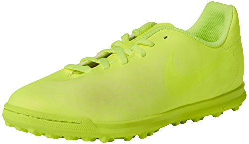 Nike 844416-777, Botas de Fútbol Unisex Adulto Amarillo (Volt / Volt / Barely Volt / Electric Green)