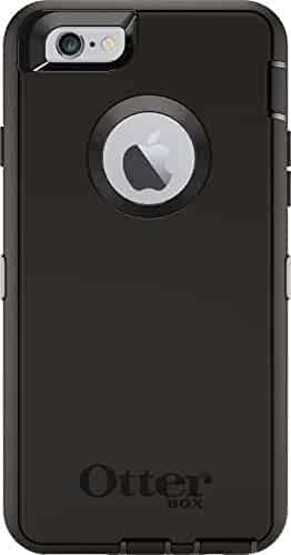 OtterBox DEFENDER iPhone 6/6s Case - Retail Packaging - BLACK