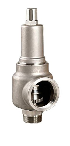 1 1//2 x 1 1//2 175 psi 1 1//2 x 1 1//2 6 lb AQUATROL 743FG-M1A-175 Series 743 Safety Relief Valve