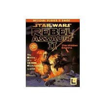 Official Player's Guide: Star Wars : Rebel Assault II