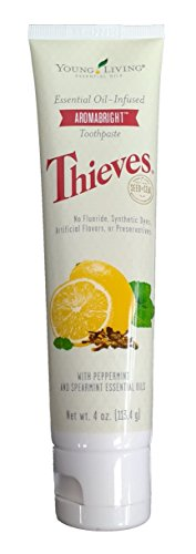 Thieves Aromabright Toothpaste 4 oz. by Young Living Essential Oils