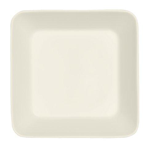 Iittala Teema 6-Inch Square Plate, White