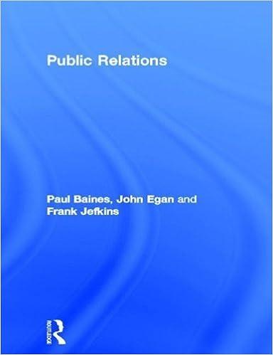 public relations baines paul egan john jefkins frank